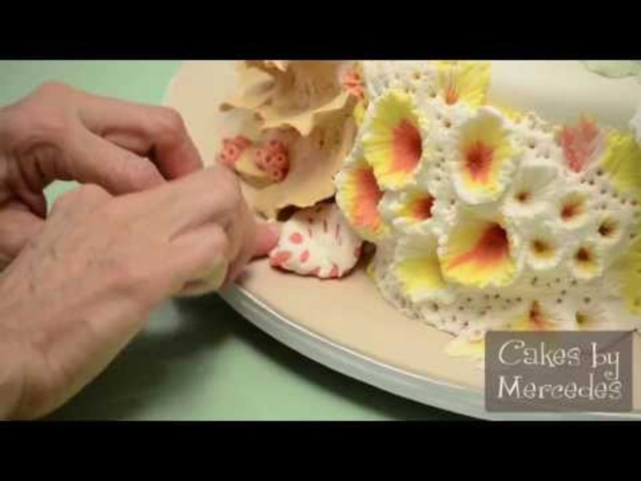 How To Make Sugar Paste For Cake Decorating