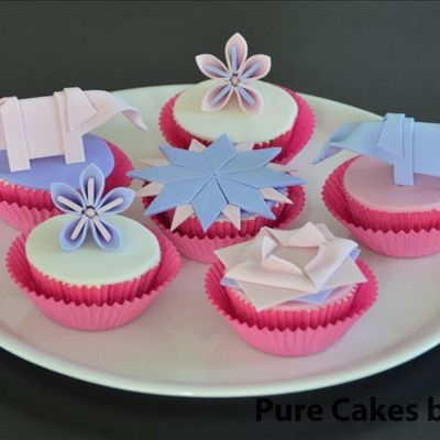 Origami Inspiration Challenge Winner on Cake Central