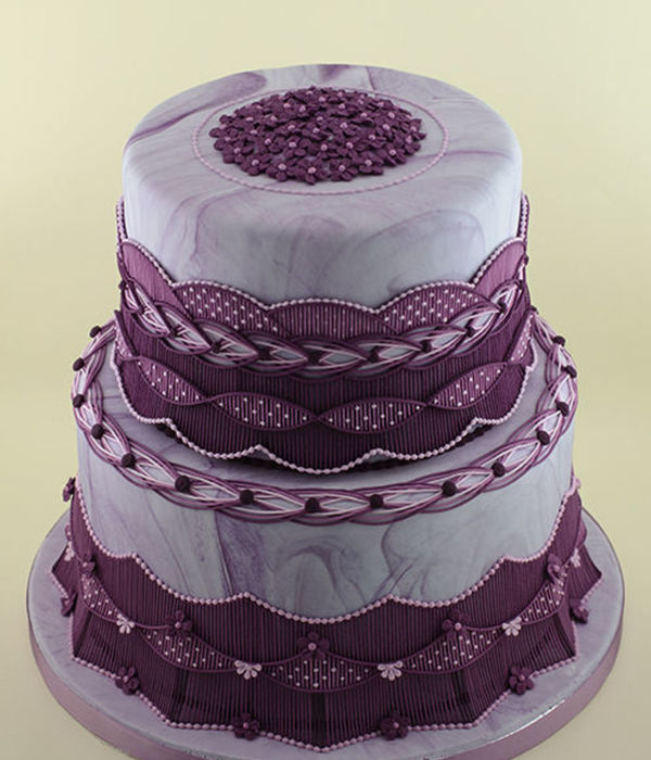 Top Stringwork Cakes