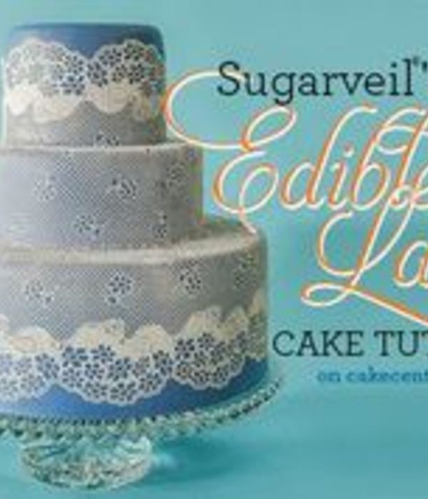 SugarVeil® Lace Tutorial