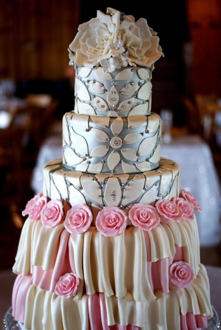 wedding dress cake top fashion inspired cakes cakecentral 9196