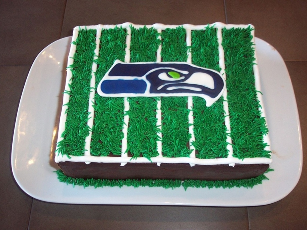 Top Seattle Seahawks Cakes