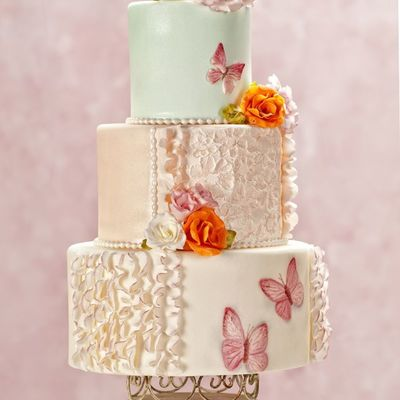 Top Butterfly Cakes on Cake Central