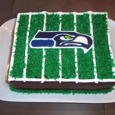 Top Seattle Seahawks Cakes on Cake Central