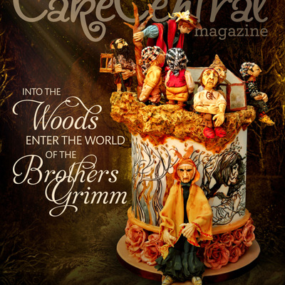 Editors' Picks: Grimm Brothers Cakes on Cake Central