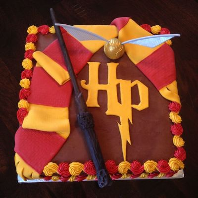 Top Harry Potter Cakes on Cake Central