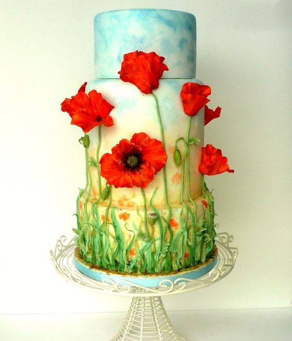Friday Faves: Piping, Poppies and Secret Gardens