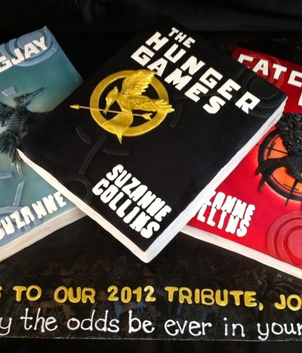 Top Hunger Games Cakes