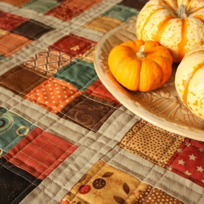 Autumn Quilt Inspiration Challenge Ending Soon! on Cake Central