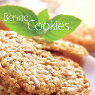 Recipe for Benne Cookies on Cake Central
