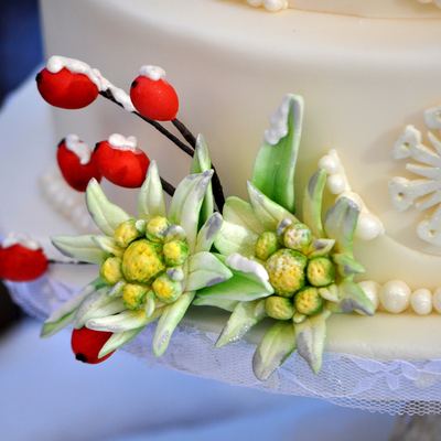 How to Make a Gumpaste Edelweiss Flower on Cake Central