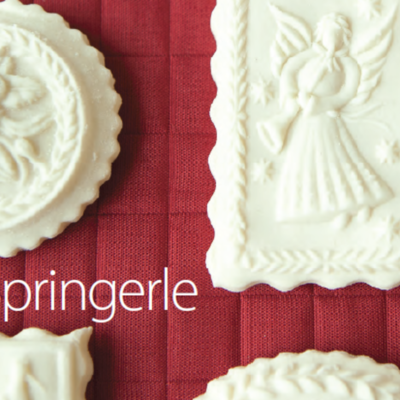 Springerle Cookie Recipe on Cake Central