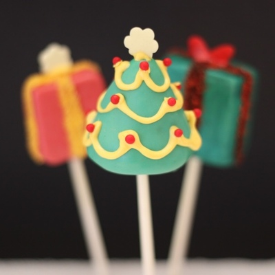 Top Holiday Cake Pops on Cake Central