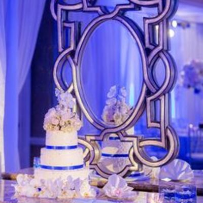 Top 5 Wedding Cake Display Tips on Cake Central