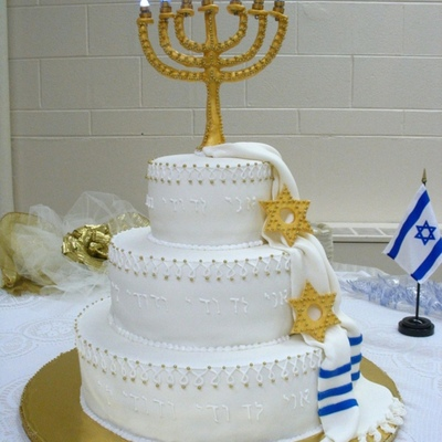 Top Hanukkah Cakes on Cake Central