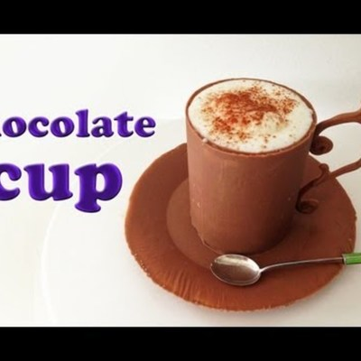 Chocolate Mousse Cup Tutorial on Cake Central