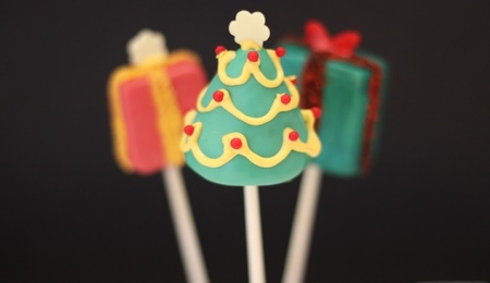 Top Holiday Cake Pops