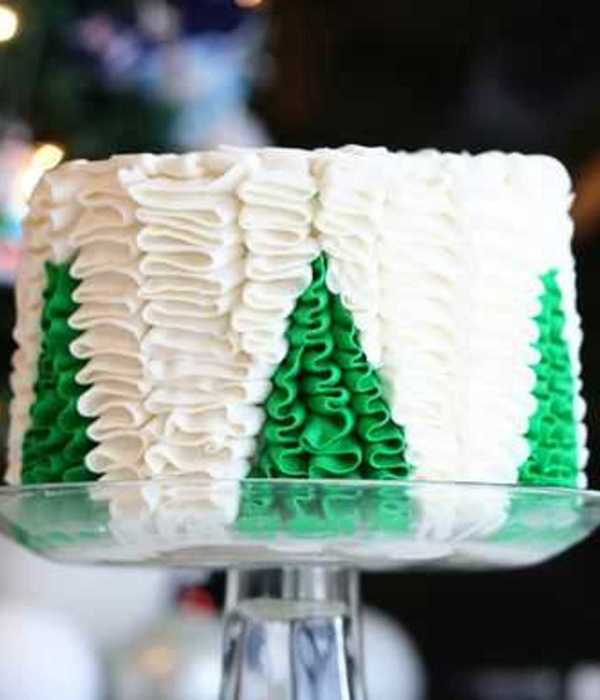 Ruffle Frosting Tutorial