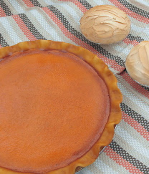 How to Make a Pumpkin Pie Cake