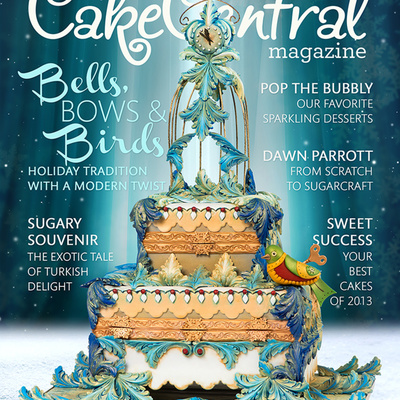 Presenting Cake Central Magazine's 2013 Holiday Issue on Cake Central