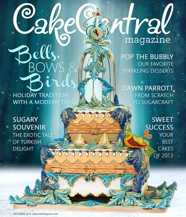 Presenting Cake Central Magazine's 2013 Holiday Issue...