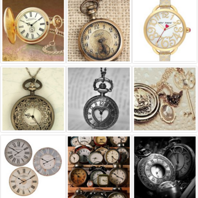 New Inspiration Challenge: Clocks on Cake Central