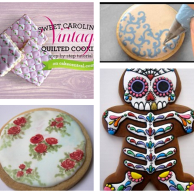 Top 15 Cookie Decorating Tutorials on Cake Central