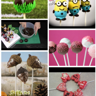Top Cake Pop Tutorials on Cake Central