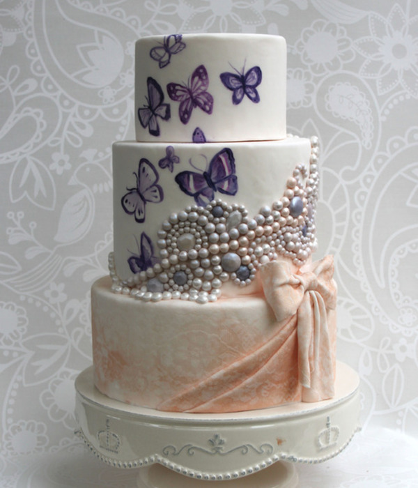 Sketch to Cake: Anna van Grunsven's Butterflies and...