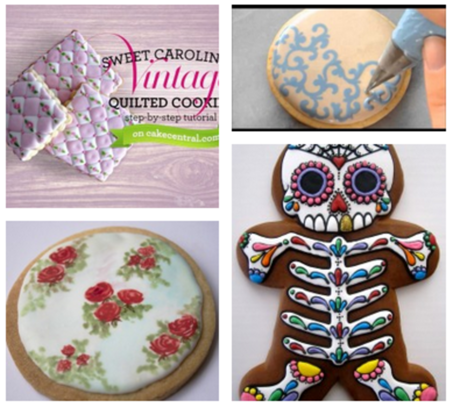 Cake Decorating Central Northmead : Top 15 Cookie Decorating Tutorials - CakeCentral.com