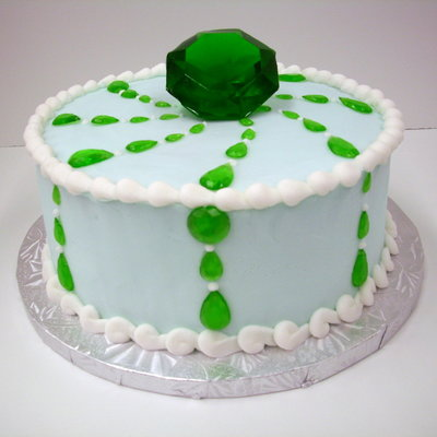 How to Make Gummy Gems on Cake Central