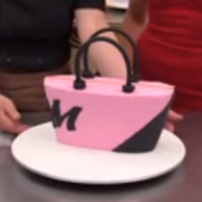 How to make Planet Cake's Handbag Cake on Cake Central