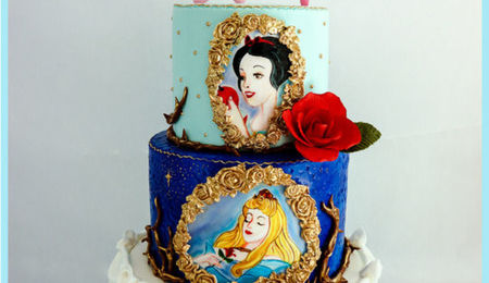 Top Disney Princess Cakes