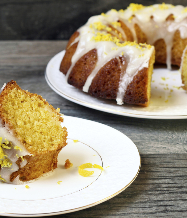 Lemon Glaze For Bundt Cakes