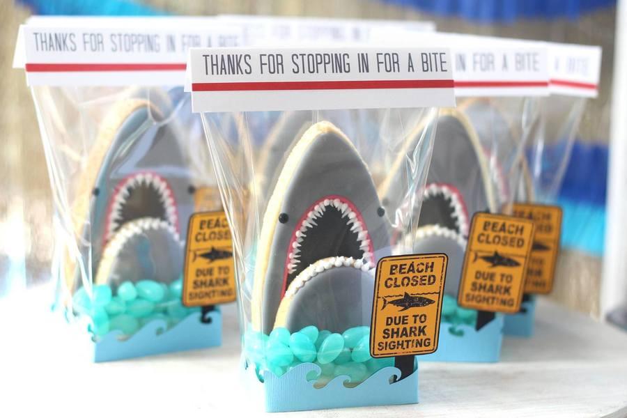 D Shark Cake Ideas
