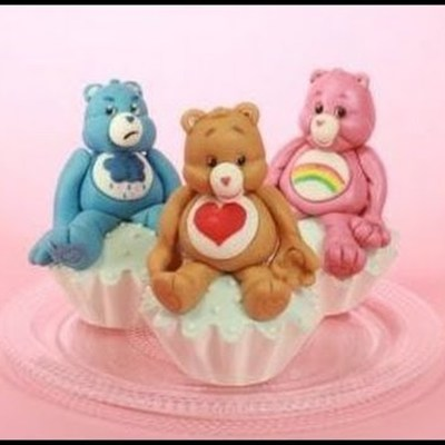 Care Bears Cake Toppers on Cake Central