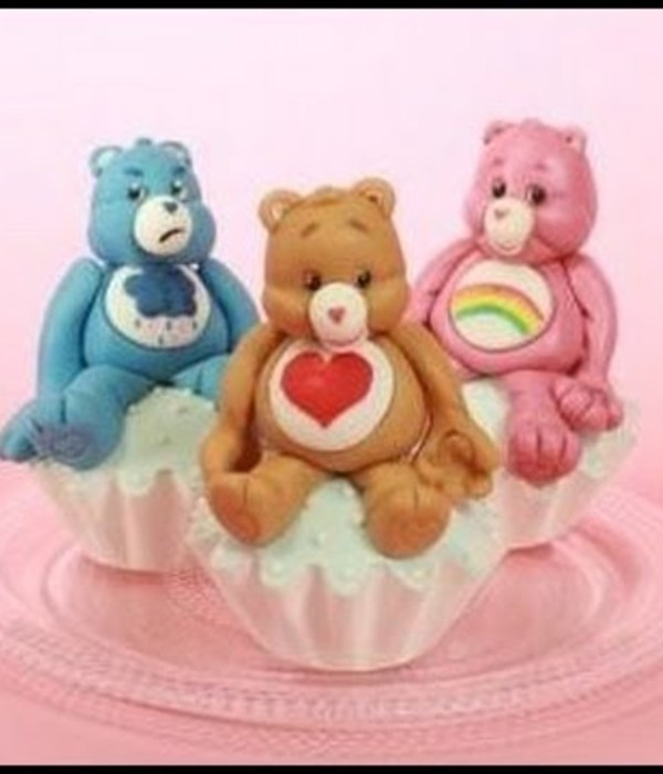 Care Bears Cake Toppers