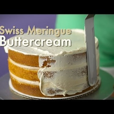 Swiss Meringue Buttercream Tutorial on Cake Central