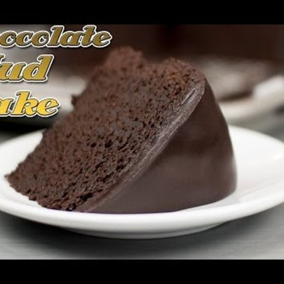 Easy Chocolate Mud Cake Recipe on Cake Central