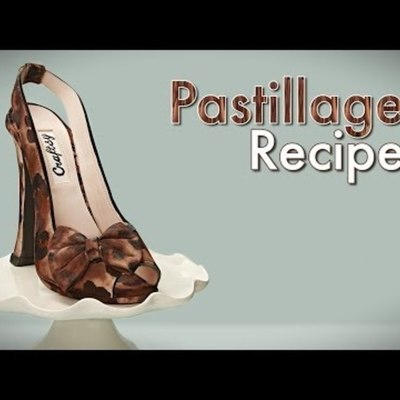 How-to Make Pastillage on Cake Central