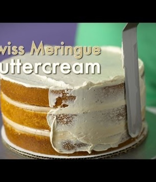 Swiss Meringue Buttercream Tutorial