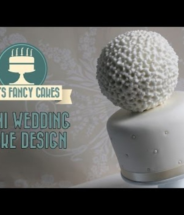 Pommander Cake Topper Tutorial