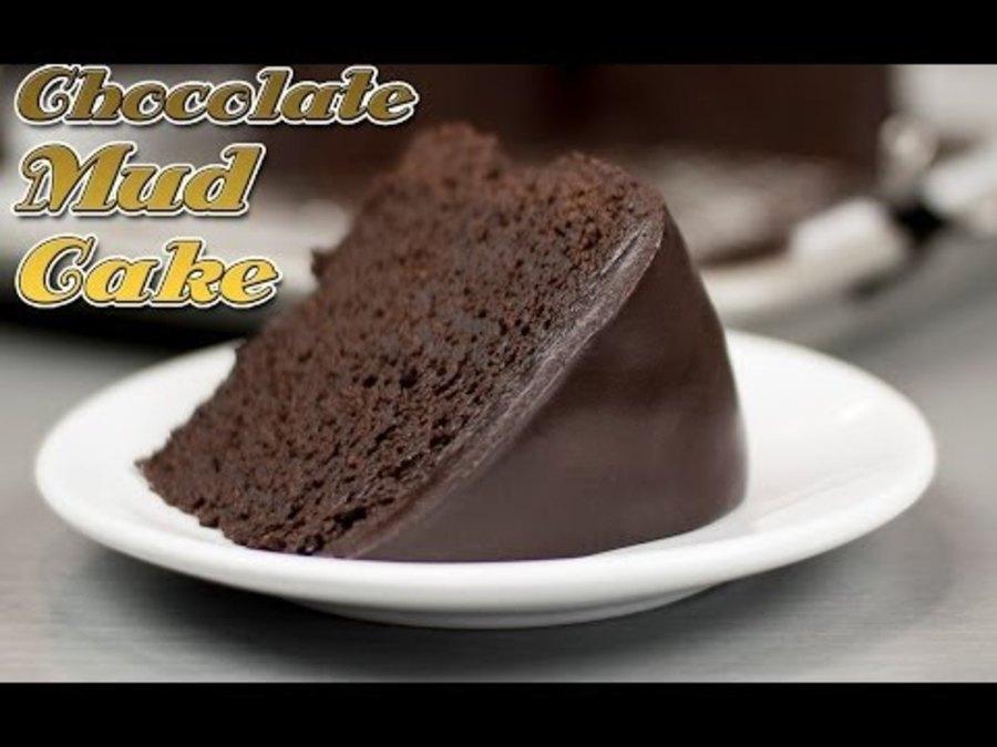 Easy Tall Chocolate Mud Cake Recipe