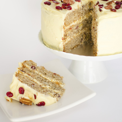 Hummingbird Cake on Cake Central