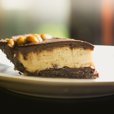 Chocolate Peanut Butter Pie Recipe on Cake Central