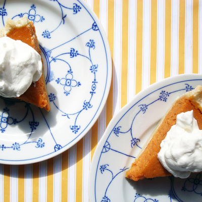 Homemade Holidays: A Classic Sweet Potato Pie Recipe on Cake Central