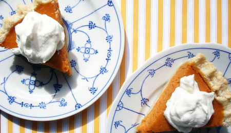 Homemade Holidays: A Classic Sweet Potato Pie Recipe