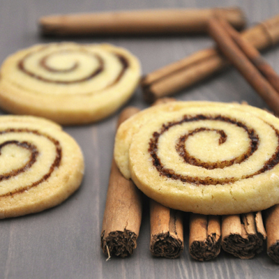 Cinnamon Roll Cookies on Cake Central