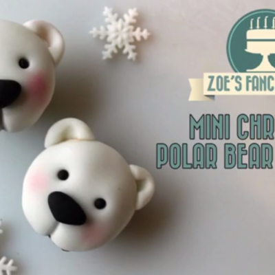Polar Bear Cupcakes on Cake Central