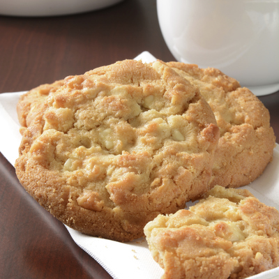 White Chocolate Macadamia Cookies on Cake Central